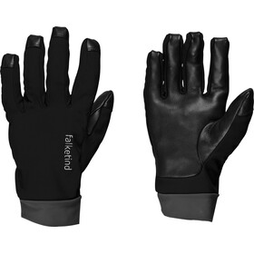 Norrøna Falketind Windstopper Short Gloves Caviar/Ash
